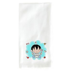 OISHII BOY DISH TOWEL