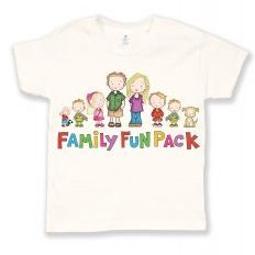 Family Fun Pack Youth T-Shirt